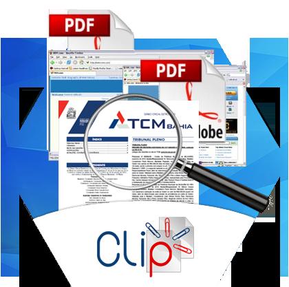 Clip | Recorte Automatizado de Informações