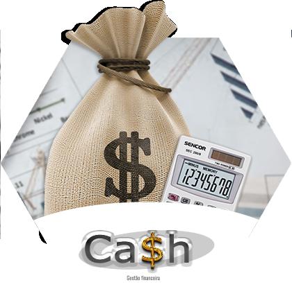 Cash | Gestão Financeira